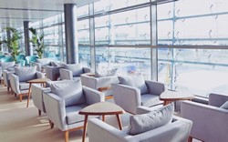 lounge, lennujaama ootesaal, airport lounge, business lounge, baltic tours